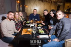 SOHO Restaurant & bar 1-2 декабря